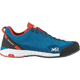 Millet Amuri Leather Shoes Men electric blue